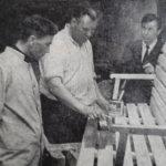 50 vuotta sitten: Oriveden puutyöpiirissä ahertaa 30-miestä