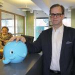 Säästöpankki Sinetti myi ennätyspaljon yritysluottoja koronavuonna