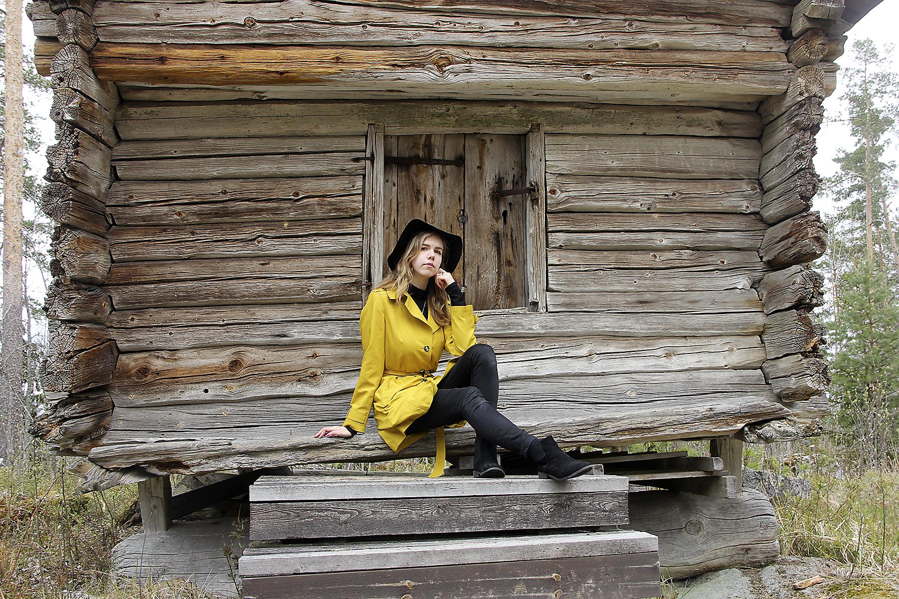 Sara Hallamäki, ylioppilas 2020, Oriveden lukio