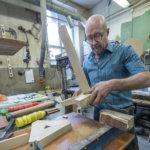 Muotoilija Arto Halmetoja sai Taiteen edistämiskeskuksen työskentelyapurahan