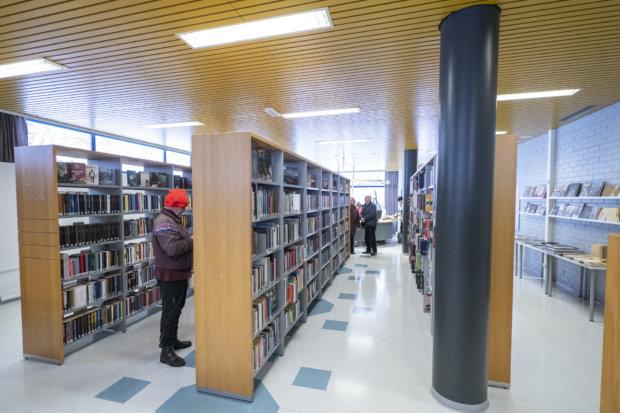 Juupajoen kirjasto