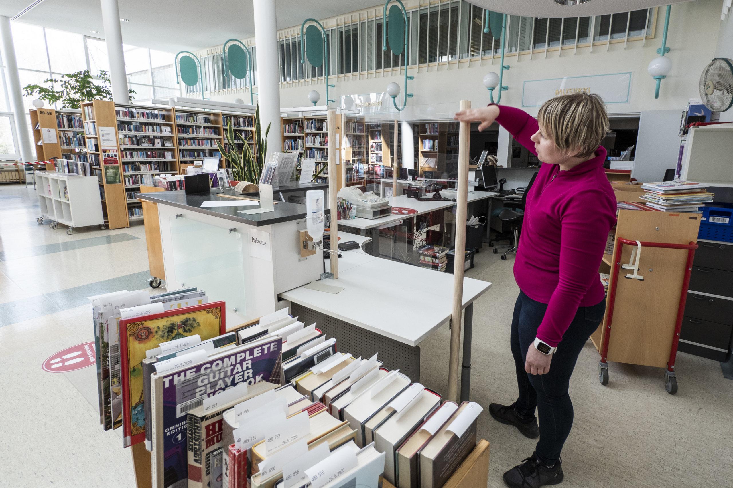 Oriveden kirjasto