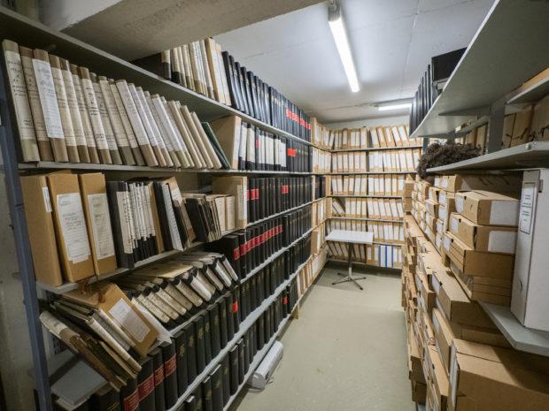 Oriveden kaupungin arkistoja