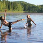 Vastaa kyselyyn: Mikä on Oriveden seudun paras uintipaikka?