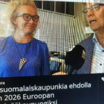 EU:N KULTTUURIPÄÄKAUPUNKIHANKE 2026: Tampere ja Pirkanmaa jatkoon, voittoon uskotaan kuin pukki sarviinsa