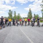 Pyöräilijät kaipaavat lisää kevytväyliä ja kohennusta talviajan kunnossapitoon – nykyistä leveämmät pientareetkin olisivat monin paikoin jo jotain