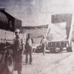 50 vuotta sitten: Tienpinnan korjaus Orivedellä kiinnosti maamme tiemestareita