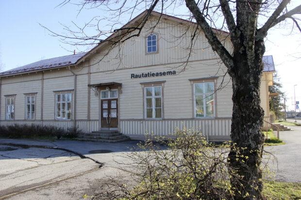 Oriveden vanha rautatie-asema