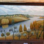 Marjatta Loposen ilmaisu pelkistyi koko ajan – yli 30-vuotista taiteilijanuraa muistetaan Kallenautiossa