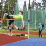 Teemu Laurikainen ponnisti Suomen kärkeen Lempäälässä