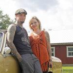 Rakkaudella tatuoitu – Janna ja Tommi Yrjölän yhteinen taival on tallentunut lukuisiin kuviin pitkin kehoa