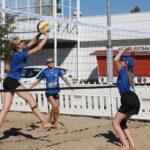 OrPon Junioritkin pääsivät pölyttämään hiekkaa torin biitsikentällä