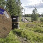 Valokuituverkosta lisäpotkua kylien vetovoimaisuuteen – Kopsamon ja Salokunnan yhteishanke valmistuu tämän vuoden aikana