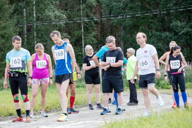 Västilän XXXVII maraton