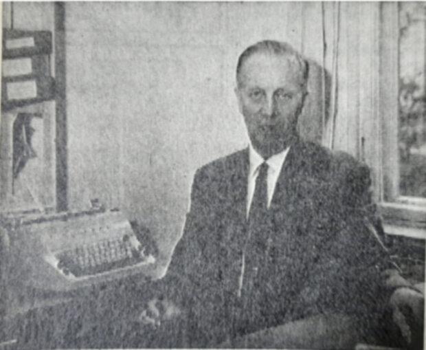 Vanha vuosikerta, Heikki Jaatinen