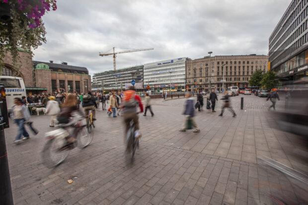 Helsinki-aiheinen valokuvanäyttely