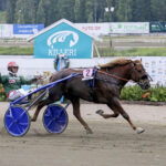 Parvelan Retu voitti suomenhevosten Derbyn suorastaan ylivoimaisesti