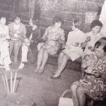 50 vuotta sitten: Opettajat kuvaamataidon kurssilla
