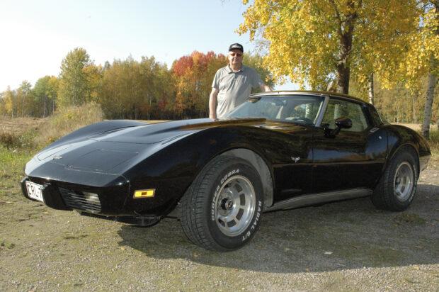 Kari Hirvonen, Corvette
