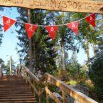 Valtakunnallisella Sydänviikolla liikutaan luonnossa – Orivedellä suunnaksi otetaan portaat!