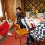 Oriveden Taitokeskukselle tuli täyteen 50 vuotta – juhlapäivänä Auvisen talossa puhetta riitti muun muassa poppanasta