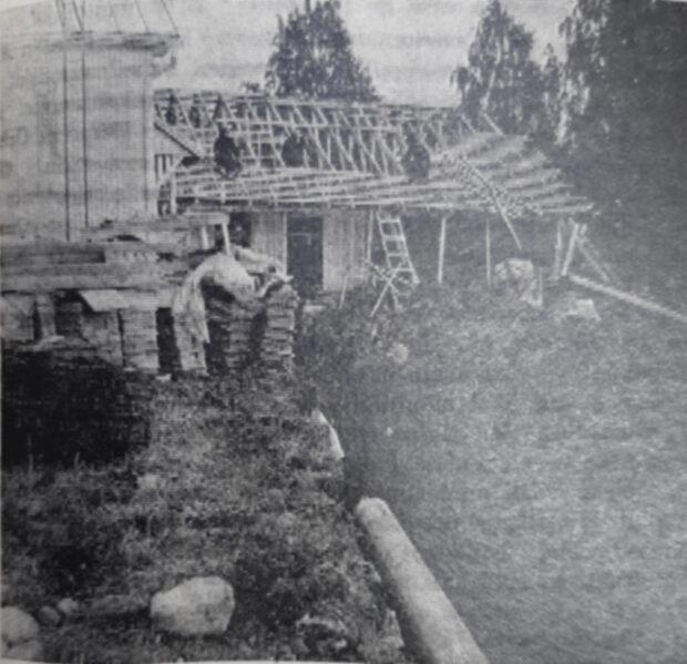 Vanha vuosikerta, Uiherla