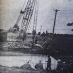 50 vuotta sitten: Talviaisten Korholan silta on uusittu
