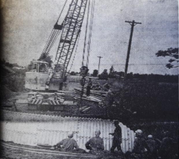 Vanha vuosikerta, Korholan silta