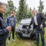 Autoilun kaikki vaihtoehtoiset energialähteet ovat tarpeen kasvihuonepäästöjen vähentämiseksi