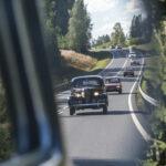Juupa-meet veti mukaan 59 harrasteautoa, kolminkertaisesti viime vuoteen verrattuna