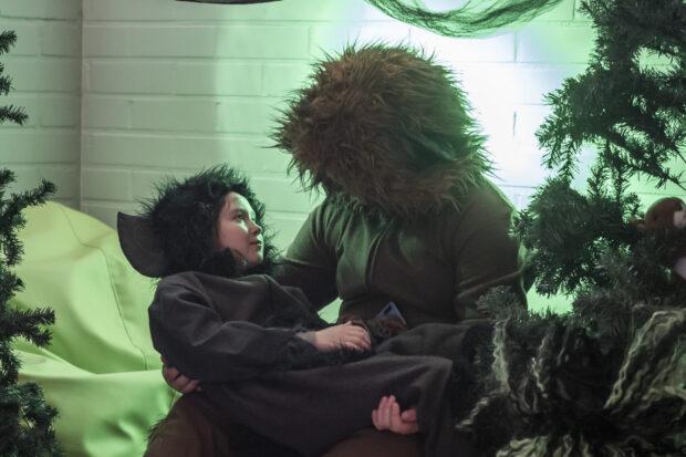 Juupajoen Oma-Teatteri Urhea Pikku Mörkyli