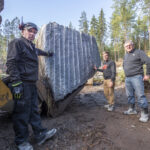 Koelouhinta alkoi Rappuvuoren graniittilouhoksella – kiven laatu ratkaisee jatkon