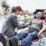 Varoajat lyhenevät osittain verenluovutuksessa, muista varotoimista pidetään kiinni
