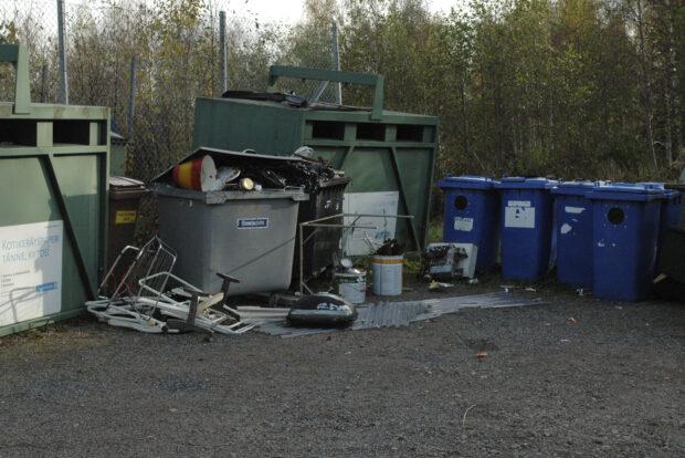 Länkipohjan jätepiste
