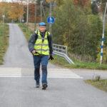 Jarmo Karpakka jäi eläkkeelle ja lähti kävelyretkelle Jäämereltä Itämerelle – aikuisen miehen terveyden puolesta