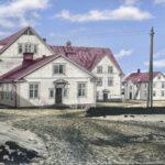 Viime vuosisadan mustavalkoinen Orivesi esittäytyy nyt väreissä – näyttely kattaa ajanjakson viime vuosisadan alusta 1960-luvun lopulle