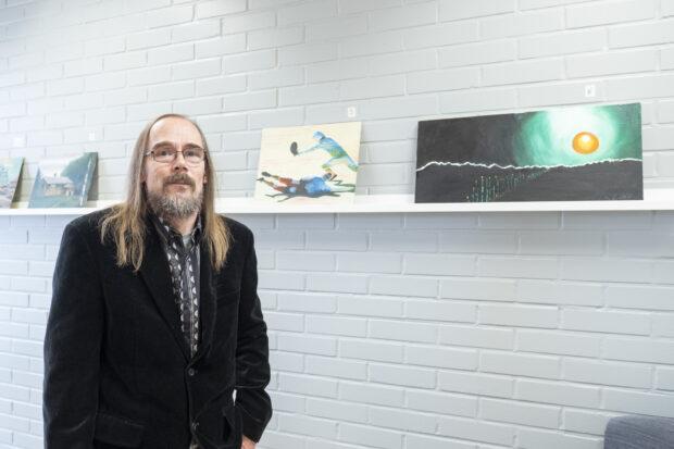 Keijo Koivunen taiteilija