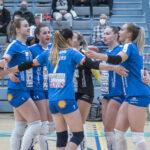 OrPo katkaisi Jymyn viiden ottelun voittoputken – lauantaina joukkue kohtaa Hämeenlinnan Lentopallokerhon