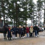 Pörnä-PoikaEräjärveltä kutsuttiin Ruovedenlukionkummihevoseksi– ratsastuslukiota kuvaillaan kuin kolmen vuoden ratsastusleiriksi