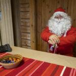 """""""Pukki lähettää teille nyt tämän videotervehdyksen, kun en teitä ennen joulua oikein muuten pääse tervehtimään"""" – Joulupukkikin haluaa varmistaa, että kaikki saisivat nauttia joulusta terveinä"""