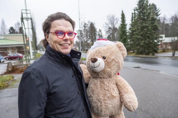 Jyri Lammela, Juupajoen joulu