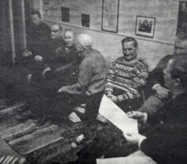 vanha vuosikerta, kunnalliskoti