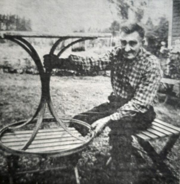 Vanha vuosikerta, Jussi Ahonen