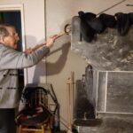 Satavuotias sotainvalidi asustelee kotona – ulkoilee ahkerasti ja lämmittää uuninkin vielä itse