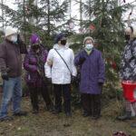 Joulupolulla voi tavata seimen lapsen, laulavan linnun ja tietenkin joulupukin