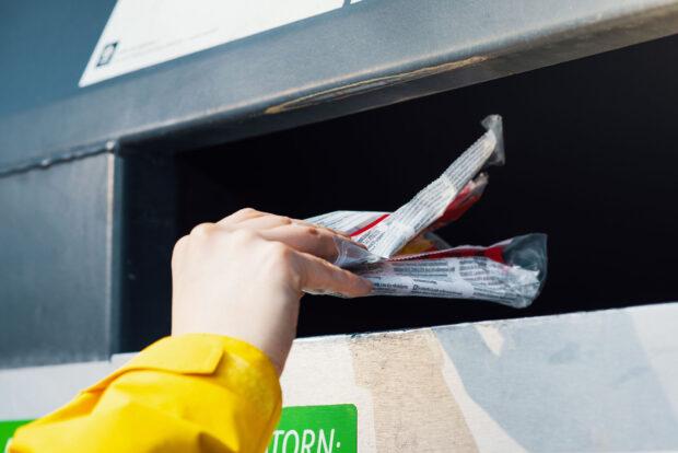 Muovinkeräys