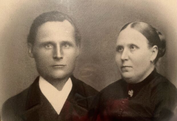 Nikolai Poukka ja Fredrika Wanhatalo