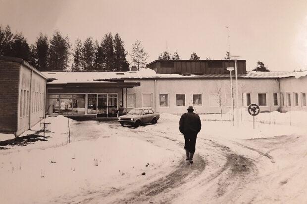 Terveyskeskus vuonna 1983