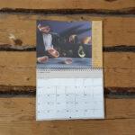 Vastaa kyselyyn: Onko sinulla seinäkalenteri?