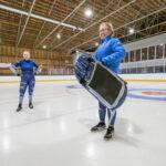 Längelmäki-halli suljetaan joulunalusajaksi, omatoimikirjaston palveluista tiedotetaan erikseen